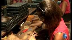 Charutos produzidos no recôncavo têm qualidade reconhecida nacional através de termo
