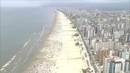 Praia Grande comemora 50 anos de emancipação política