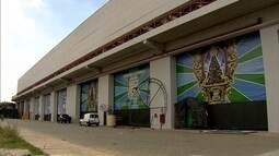 Escolas de Samba começam a se instalar na Fábrica do Samba