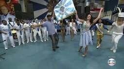 Império de Casa Verde participa da Roda de Samba do SPTV neste sábado (18)