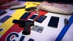 Bandidos assaltam salão de beleza em Taguatinga Sul