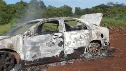 Polícia apresenta suspeito de matar e queimar advogado de Dourados