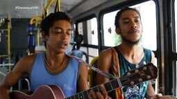 Andar de ônibus em Fortaleza pode trazer boas risadas