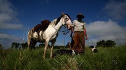 Pecuaristas gaúchos sofrem com a falta de mão de obra no campo