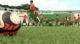 Após primeira vitória e sentimento de alívio, Rio Preto procura subir na tabela