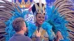 Gabriela Christina é a terceira finalista do 'Musas do Carnaval'