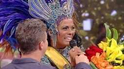 Vanessa Alves é escolhida Musa do Carnaval 2017