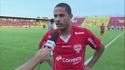 """""""Não tem justificativa"""", lamenta Ytalo após derrota do Audax para o Corinthians"""