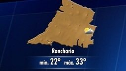 Confira como ficam as temperaturas neste domingo