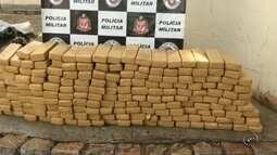 Trio é preso por tráfico de drogas em Rio Preto