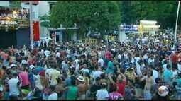 Bloco 'Banho da Dorotéia' agita Carnaval antecipado em Varginha (MG)