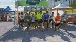 150 corredores participam de desafio na Cidade Universitária, em Varginha (MG)