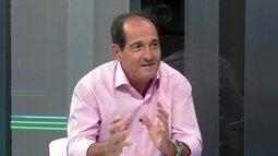 Muricy elogia estreia de Pratto, mas acha que São Paulo pode ter tido excesso de confiança