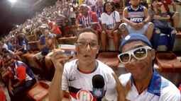 TV Bahêa - Veja como foi a partida entre Bahia x Bahia de Feira pelo Campeonato Baiano