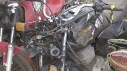 Motociclista morre ao bater em carreta em Ariquemes