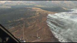 GTA sobrevoou o Parque Nacional Serra de Itabaiana