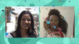 Princesas do Carnaval de Salvador se preparam para a folia