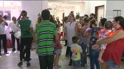 Baile ajuda na reabilitação de pessoas em Campina Grande