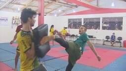 Venilton Teixeira inicia os treinamentos visando as Olimpíadas de 2020, no Japão