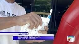 Prefeitura de São José distribui bafômetros
