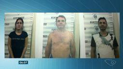 Quadrilha que vendia pasta base de cocaína é presa na Serra, ES