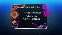 Confira as dicas da Agenda Cultural para o fim de semana em Rio Branco