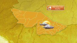 Sexta-feira (24) será de tempo encoberto e chuvas a qualquer hora em todo o Acre