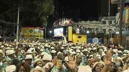 Samba de raiz reina absoluto na quinta (23) de carnaval no circuito Osmar