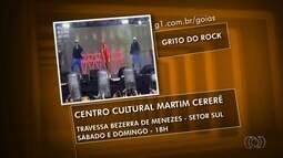 Veja a programação de shows para o final de semana em Goiânia
