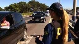 PRF realiza 'Operação Carnaval' nas rodovias a partir desta sexta-feira (24) em Goiás