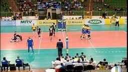 Montes Claros disputa semifinal do Sul-Americano sem o central Rafael