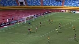 Atlético-GO empata com o Iporá na sétima rodada do Goianão