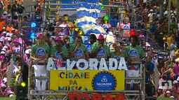 Bloco Alvorada leva samba para o Campo Grande