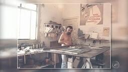 Pintor de Jundiaí será homenageado pela escola de samba X-9 Paulistana