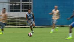 Grêmio passa por prova contra o Cruzeiro-RS e observa novo volante