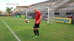 Brasil de Pelotas segue preparação para enfrentar o Inter