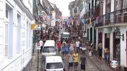 Ouro Preto tem um dos carnavais mais tradicionais de Minas Gerais