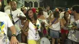 Bloco Carioca da Gema homenageia Trambique, o primeiro mestre de bateria do bloco