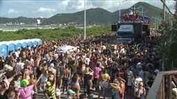 Navegay ocorre em SC com público esperado de 120 mil nesta segunda