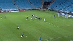 Os gols de Grêmio 1 x 1 Ceará pela 3ª rodada da Primeira Liga