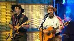 Fernando & Mota tocam 'Recuerdos Costeiros' no 'Galpão' (bloco 2)