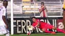 Comentaristas analisam falha de Cássio no empate do Corinthians com a Ponte Preta