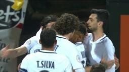 Os gols de Lorient 1 x 2 Paris Saint-Germain pela 29ª rodada do Campeonato Francês