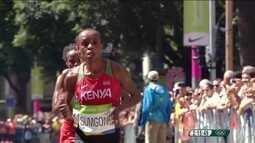Quenianos apostam no atletismo para mudar de vida no país