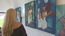 No Amapá, acervo com 2 mil pinturas será doado após morte de artista plástico