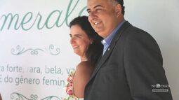 TV Goiás - Almoço especial para colaboradoras e convidadas em homenagem ao Dia da Mulher
