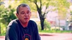 Jayme Neto, técnico do revezamento do Brasil, prata em 2000, tenta voltar ao atletismo