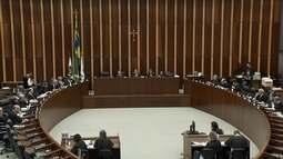 Cinco deputados distritais denunciados por corrupção viram réus