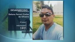 Família procura por homem desaparecido há mais quase um mês