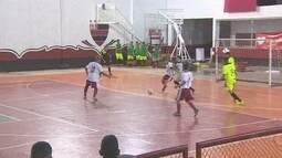 Deusolina goleia por 5 a 0 os Campeões do Amapá no Campeonato Série Prata de Futsal